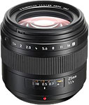 LEICA D SUMMILUX 25mm / F1.4  lens. Courtesy of Panasonic, with modifications by Zig Weidelich.