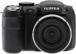Fujifilm FinePix S2550HD digital camera. Copyright © 2010, The Imaging Resource. All rights reserved.