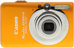 Canon PowerShot SD1200 IS digital camera. Copyright © 2009, The Imaging Resource. All rights reserved.