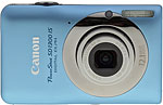 Canon PowerShot SD1300 IS digital camera. Copyright © 2010, The Imaging Resource. All rights reserved.