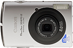Canon PowerShot SD870 IS digital camera. Copyright © 2007, The Imaging Resource. All rights reserved.