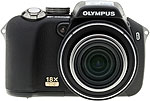Olympus SP-560 UltraZoom digital camera. Copyright © 2007, The Imaging Resource. All rights reserved.