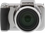 Olympus SP-800UZ digital camera. Copyright © 2010, The Imaging Resource. All rights reserved.