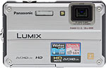 Panasonic Lumix DMC-TS2 digital camera. Copyright © 2010, The Imaging Resource. All rights reserved.
