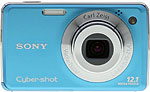 Sony Cyber-shot DSC-W220 digital camera. Copyright © 2009, The Imaging Resource. All rights reserved.