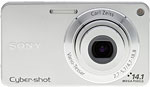 Sony Cyber-shot DSC-W350 digital camera. Copyright © 2010, The Imaging Resource. All rights reserved.