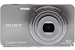 Sony Cyber-shot DSC-W570 digital camera. Copyright © 2011, The Imaging Resource. All rights reserved.