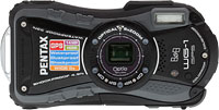 Pentax Optio WG-1 GPS digital camera. Copyright © 2011, The Imaging Resource. All rights reserved.
