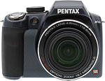 Pentax X90 digital camera. Copyright © 2010, The Imaging Resource. All rights reserved.