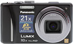 Panasonic Lumix DMC-ZS10 digital camera. Copyright © 2011, The Imaging Resource. All rights reserved.