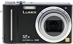 Panasonic Lumix DMC-ZS3 digital camera. Copyright © 2009, The Imaging Resource. All rights reserved.
