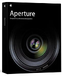 Apple's Aperture packaging. Courtesy of Apple.