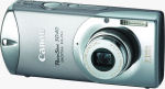 Canon's PowerShot SD40 digital camera. Courtesy of Canon, with modifications by Michael R. Tomkins.