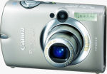 Canon's PowerShot SD900 digital camera. Courtesy of Canon, with modifications by Michael R. Tomkins.