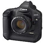Canon EOS-1Ds Mark III  digital SLR.