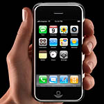 Apple iPhone, Courtesy Apple, Inc.
