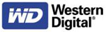 Western Digital's logo. Click here to visit the Western Digital website!