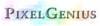 Logo courtesy of PixelGenius. http://www.pixelgenius.com