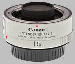 Canon 1.4x Extender EF II