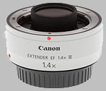 Canon 1.4x Extender EF III