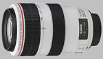 Canon EF 70-300mm f/4-5.6L IS USM lens.