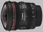 Canon 8-15mm f/4L USM Fisheye lens.