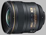 Nikkor AF-S 24mm f/1.4G ED lens.