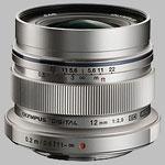 Olympus 12mm f/2 ED M.Zuiko Digital lens.