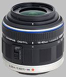 Olympus 14-42mm f/3.5-5.6 II M.Zuiko lens