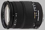 Sigma 18-200mm f/3.5-6.3  DC OS HSM  lens.