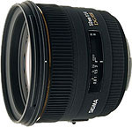 Sigma 50mm F1.4 EX DG HSM lens. Courtesy of Sigma Corporation.