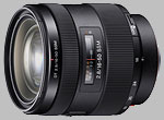 Sony 16-50mm f/2.8 DT SSM lens.