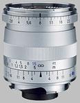 Carl Zeiss 21mm f/2.8 Biogon T* lens.