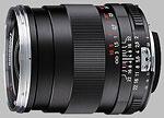 Carl Zeiss 35mm f/2 Distagon lens.