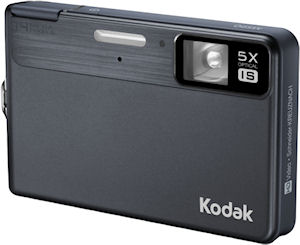 Kodak's EasyShare M590 digital camera. Photo provided by Eastman Kodak Co. Click for a bigger picture!