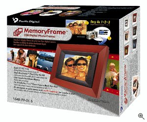 The Pacific Digital MemoryFrame. Courtesy of Pacific Digital Corp., with modifications by Michael R. Tomkins.