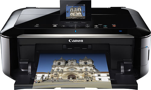The Canon PIXMA MG5320 Wireless Photo All-In-One Printer. Photo provided by Canon USA Inc. Click for a bigger picture!