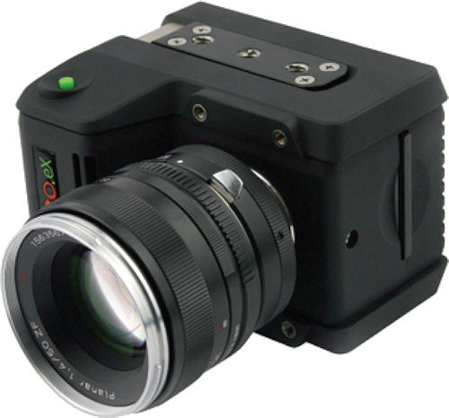 A Phantom Miro eX-series camera. Photo provided by AMETEK Inc. Click for a bigger picture!