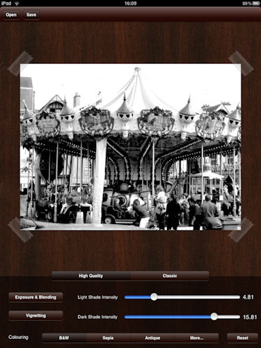monophix HD 1.0 in use. Photo provided by UIC Phoenxsoftware. Click for a bigger picture!
