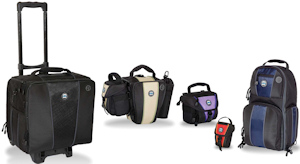 M-Rock Adventure series bags. Photo provided by M-Rock. Click for a bigger picture!