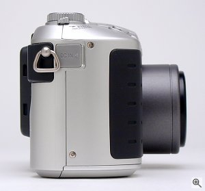 Sony's MVC-CD250 digital camera. Copyright © 2002, The Imaging Resource. All rights reserved. Click for a bigger picture!