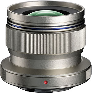 Olympus' M.Zuiko single focal lens concept will be on display at the CP+ trade show. Photo provided by Olympus Imaging America Inc. Click for a bigger picture!