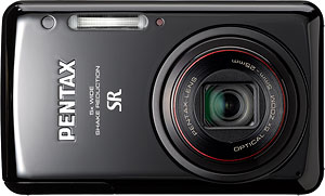 Pentax's Optio S1 digital camera. Photo provided by Pentax Imaging Co. Click for a bigger picture!