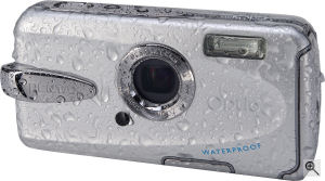 Pentax's Optio W30 digital camera.