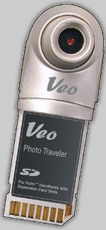 Veo's Photo Traveler for Palm OS. Courtesy of Veo, with modifications by Michael R. Tomkins.