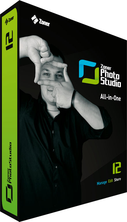 Zoner Photo Studio Professional v12.10 + Keymaker