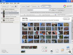 Lifescape's Picasa imaging utility. Image copyright (c) 2002, The Imaging Resource. All rights reserved.