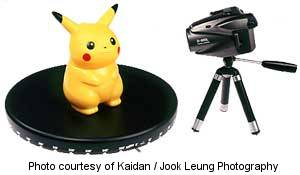 Kaidan's PiXi manual turntable.  Photo courtesy of Kaidan / Jook Leung Photography.