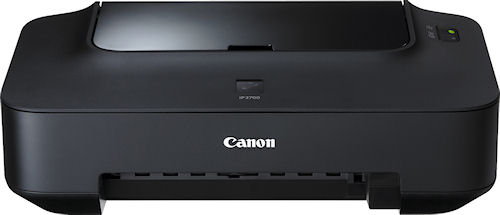 Canon's PIXMA iP2702 Inkjet Photo printer. Photo provided by Canon U.S.A. Inc. Click for a bigger picture!