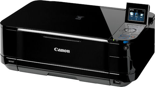 The PIXMA MG5220 Wireless Photo All-in-One printer. Photo provided by Canon USA Inc. Click for a bigger picture!